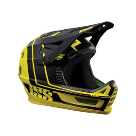IXS Xult Cykelhjälm gul/svart